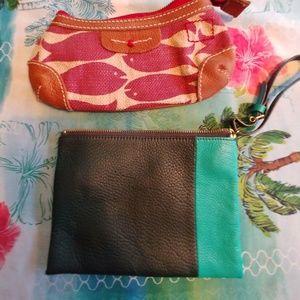 💄2 small Gap bags